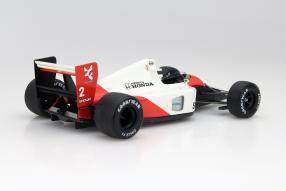 TrueScale McLaren MP4/6 Formel 1 1991 Maßstab 1:18