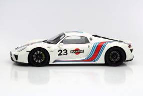 Modellauto Porsche 918 Spyder Maßstab 1:12