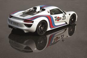Porsche 918 Spyder #23 27. Juli 2012