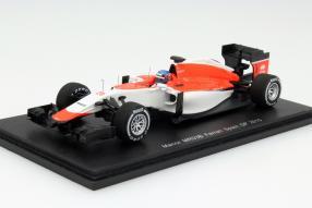 Formel 1 Manor MR03B Spanien 2015 Maßstab 1:43