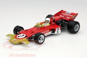 Lotus 72C von Jochen Rindt 1970