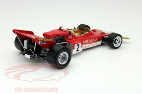 Modellauto Lotus 72C von Jochen Rindt 1970