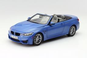 BMW M4 Cabriolet im Maßstab 1:18