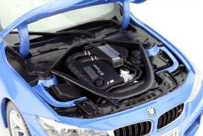 Modellauto BMW M4 Cabriolet im Maßstab 1:18