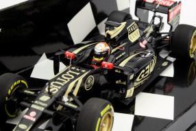 Modellauto Lotus E23 Hybrid Maßstab 1:43