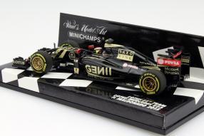 Model Car Lotus E23 Hybrid Maßstab 1:43