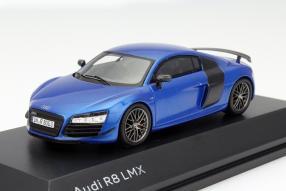 Audi R8 LMX Spark Maßstab 1:43