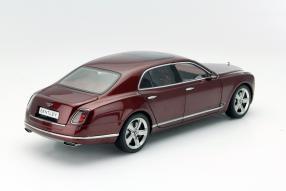 Modellauto Bentley Mulsanne Speed 2014 Kyosho 1:18