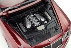 model car Bentley Mulsanne Speed 2014 Kyosho scale 1:18