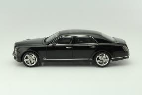Bentley Mulsanne Speed 2014 von Kyosho 1:18