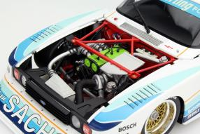 Model car Ford Capri Turbo DRM 1979 scale 1:18