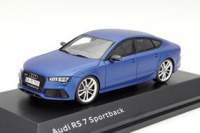 Modellauto Audi RS 7 Sportback Maßstab 1:43