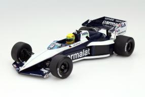 Brabham BT52B im Maßstab 1:18 von Minichamps