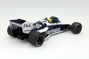 Modelcar Brabham BT52B scale 1:18 von Minichamps