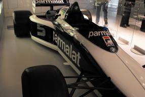 Piquets Auto von 1983, Foto: Biso (2009)