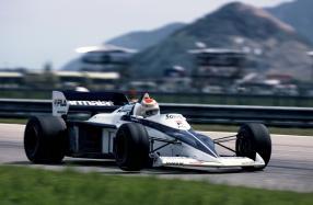Brabham BT52 am 21. Juni 2015 in Spielberg