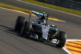 Nico Rosberg GP von Belgien 2015