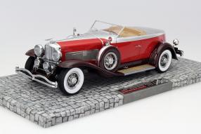 Duesenberg Model J 1929 Maßstab 1:18
