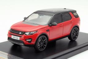 model car Land Rover Discovery Sport 2015 scale 1:43