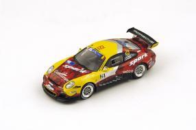Porsche 997 Spark Maßstab 1:43