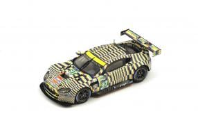 Aston Martin V8 Vantage Le Mans 2015 scale 1:43