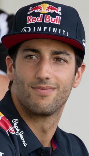 Daniel Ricciardo in Malaysia 2015 / Foto: Morio