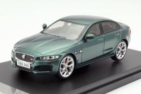 model car Jaguar XE S 2015 scale 1:43