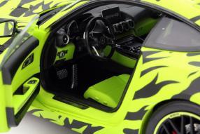 Mercedes-Sondermodell zur IAA 2015 in 1:18
