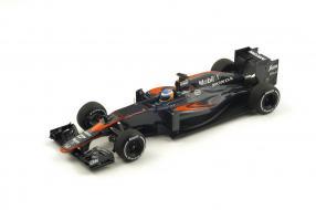 Modellauto Fernando Alonso Formel 1 2015 Maßstab 1:18
