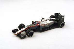 Modellauto McLaren-Honda Jenson Button 2015 Maßstab 1:18
