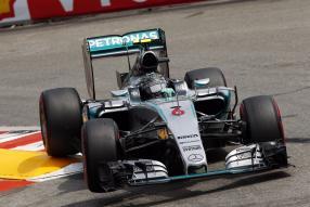 Nico Rosberg Grand Prix von Monaco 2015