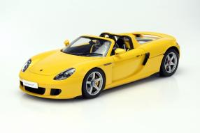 Porsche Carrera GT Großmodell im Maßstab 1:12
