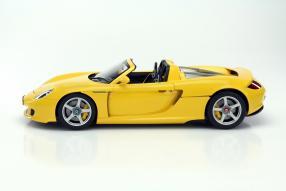 Perfekt: Porsche Carrera GT Großmodell im Maßstab 1:12
