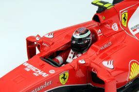 model car Kimi Räikkönen F1 2015 Ferrari SF15-T scale 1:18