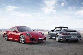 Porsche 991/II