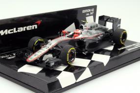 Modellauto McLaren MP4-30 Maßstab 1:43