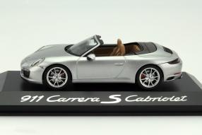 Herpa Porsche 911 991/II im Maßstab 1:43