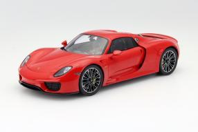 Porsche 918 im Maßstab 1:18