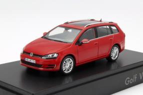 VW Golf VII Variant Modellauto Maßstab 1:43