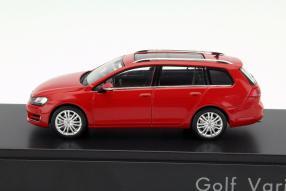 Herpa VW Golf VII Variant Modellauto Maßstab 1:43