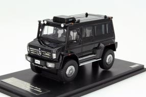 Mercedes-Benz Unimog Wagon U5000 1:43