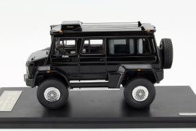 Modellauto Mercedes-Benz Unimog Wagon U5000 Maßstab 1:43