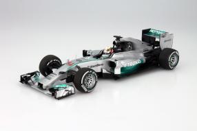 Modellauto Lewis Hamilton Formel 1 2015 #44 Maßstab 1:18