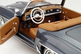 model car Mercedes-Benz 190 SL W 121 scale 1:18