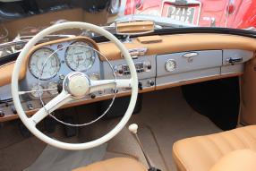 Armaturentafel Mercedes-Benz 190 SL W 121