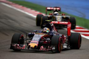Scuderia Toro Rosso SRT10 Formel 1 2015