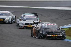 Team gooix / Original Teile gewinnt DTM Teamwertung 2015