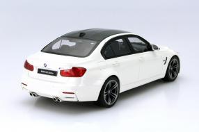 Modellauto BMW M3 F80 Maßstab 1:18
