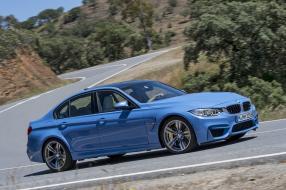 BMW M3 F80 Modelljahr 2015