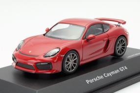 Porsche Cayman GT4 Maßstab 1:43